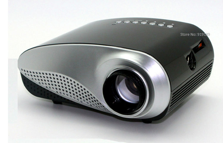 projector black color pic 2