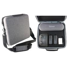 Чехол для переноски для Parrot ANAFI Drone, сумка, сумка, переносная сумка для хранения, для путешествий, контроллер батареи, защитная коробка для транспортировки