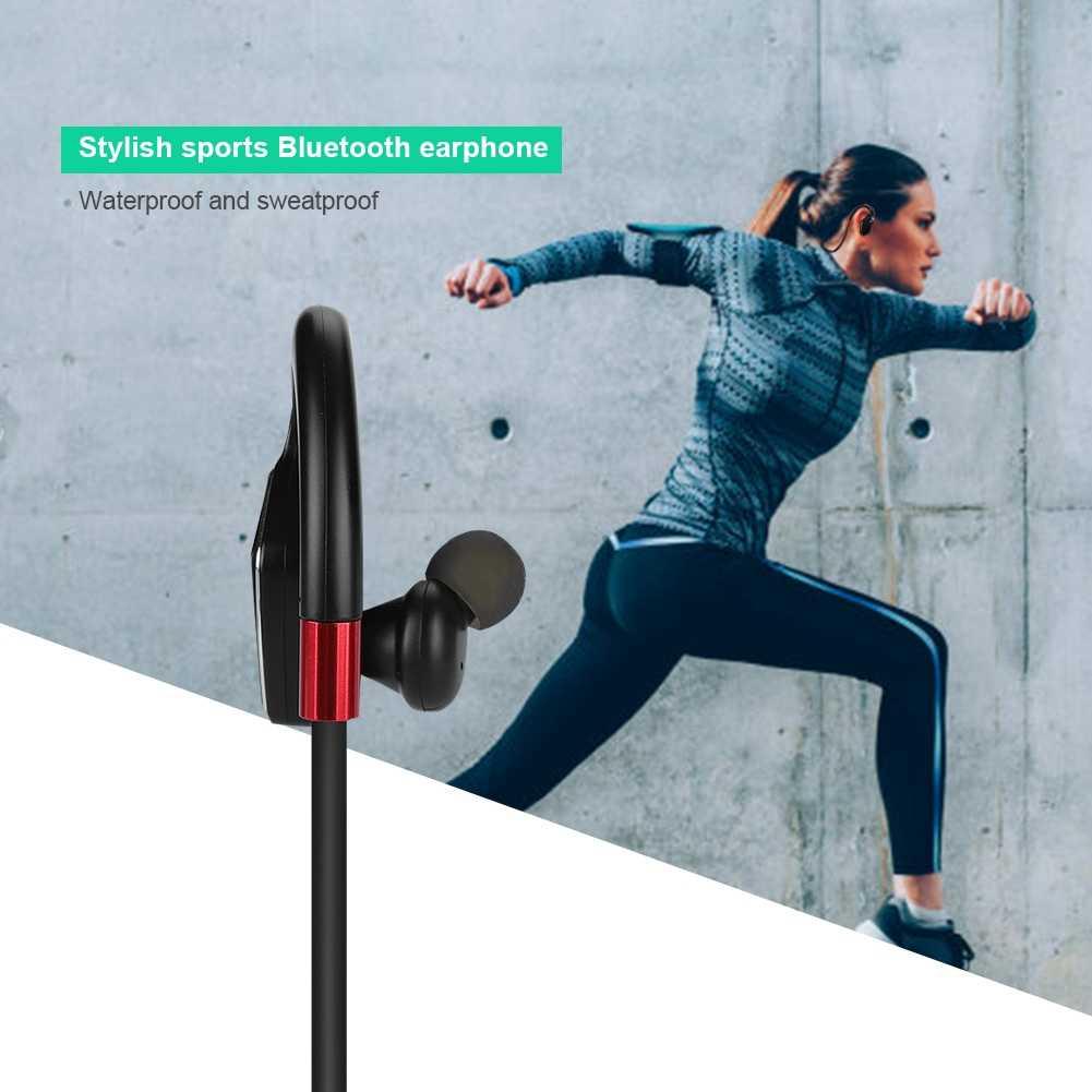 Fineblue MT-2 bezprzewodowy zestaw słuchawkowy Bluetooth zestaw słuchawkowy Stereo sport Earhook na inteligentne mobilne telefony komórkowe