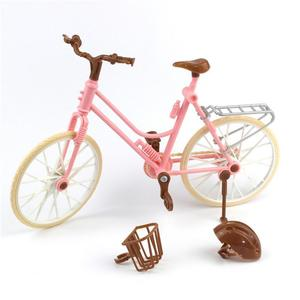 1 PC CUTE Mini Pink Bicycle Mo