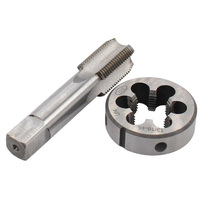 1pc 13/16 16 HSS Right Hand Thread Tap And Die 13/16 16 TPI Cutting Threading High Quality Accessory Part Handtools