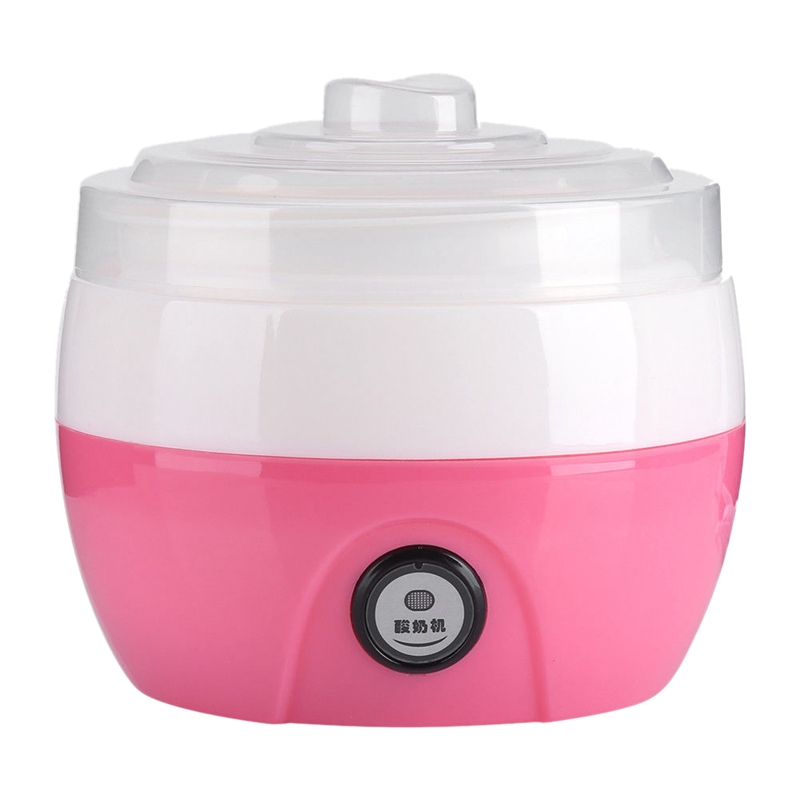 SANQ 220V 50Hz Electric Yogurt Maker Yoghurt Diy Tool Kitchen Appliances Automatic Liner Material Stainless Steel Yogurt Maker