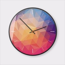New Wall Clocks 3D Modern Minimalist Quartz Clock Nordic Silent Movement Wall Clock Modern Design Large Size For Living Room