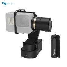 FeiyuTech WG2X 3 оси переносная экшн Камера Gimbal Wi-Fi Управление брызг 360 градусов панорамирование наклон для GoPro героя для Yi 4K