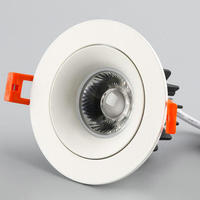 20W 30W COB LED Downlights Recessed LED downlight LED bulb Spot Light Lamp warm white aluminum 220V 110V home decor