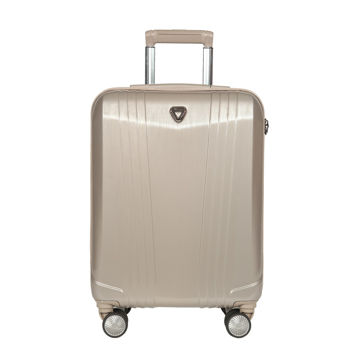 Suitcase-trolley Verage GM16091W19 champagne