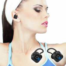 Tws-2 Mini Wireless Bluetooth Headset Sports Music Stereo Earphone Invisible In-Ear