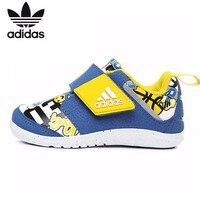 Adidas Kids/Новое поступление, Оригинальные тренировочные кроссовки для малышей, кроссовки с магическими субсидиями, # CG3127