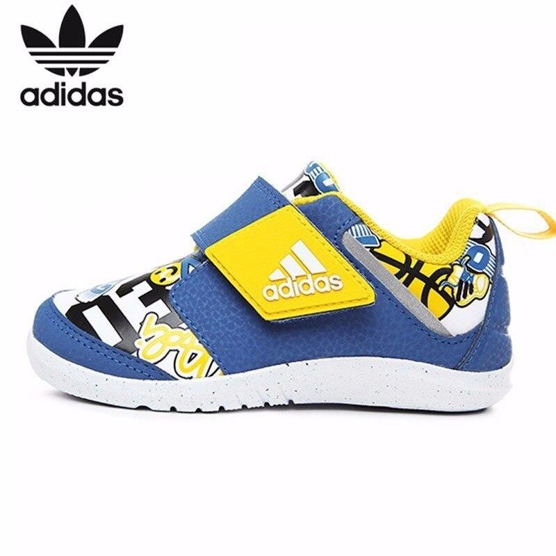 55b839f094 Adidas Kids New Arrival Original Training Baby Shoes Toddler Magic ...