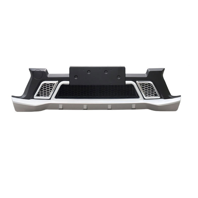 Rear Diffuser tuning Car Front Lip Parts Modified Decoration Modification Styling Bumpers protector 16 17 18 FOR JEEP Cherokee in Bumpers from Automobiles Motorcycles