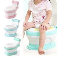 Baby Toilet Training Seat Portable Children Potty Chair Cute Urinal Pot