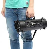 HIFI Wireless bluetooth Speaker Outdoor Subwoofer Speaker USB AUX TF FM Radio Stereo Loudspeaker Bass MP3 Player Music Soundbar