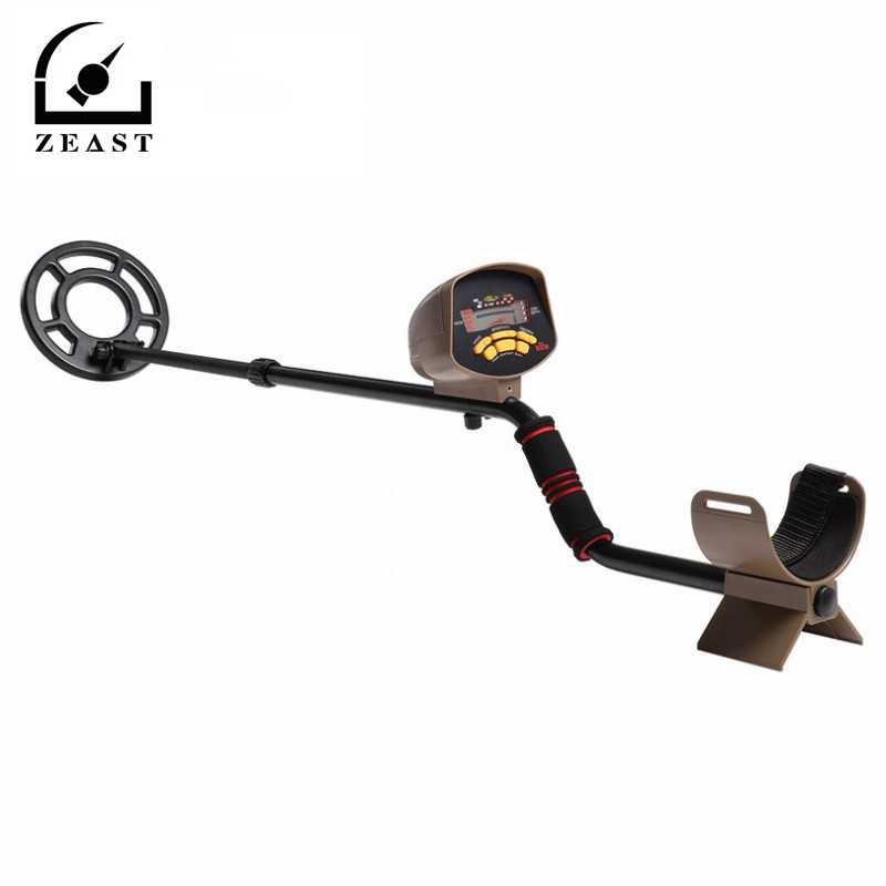 MD K5 Gold Prospecting Equipement Deep Searching Ground Metal Detector MD 6300 Underground Treasure Detector