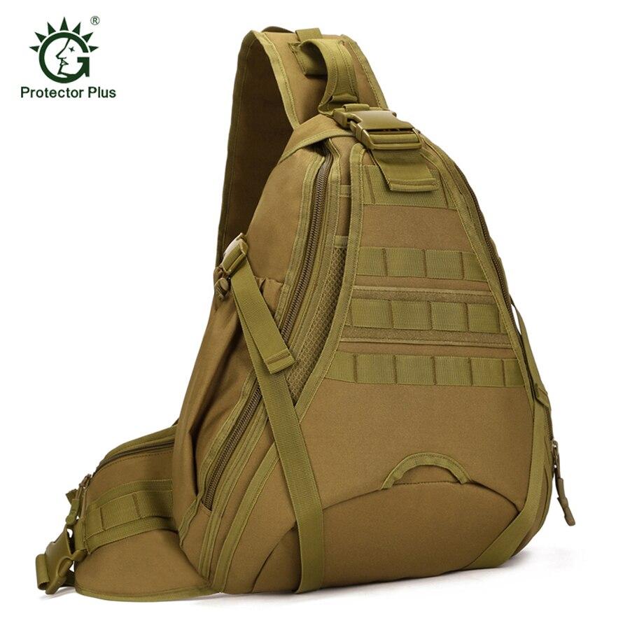 Protecteur Plus Camping en plein air escalade voyage randonnée sac militaire épaule tactique sac à dos Trekking sacs de sport
