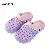 Women casual Clogs summer sandals breathable beach sandals slippers summer slip on women flip flops shoes home shoes for women