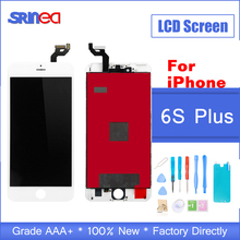 Grade AAA+++ For iPhone 6s Plus 6sp LCD With 3D Touch Screen Digitizer Assembly i Phone 6splus Display No Dead Pixel Replacement цена в Москве и Питере