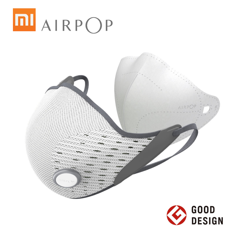 Xiaomi AirPOP Active Mouth Face Mask Anti fog PM2 5 Cycling Mask Breathable with Replaceable Filter
