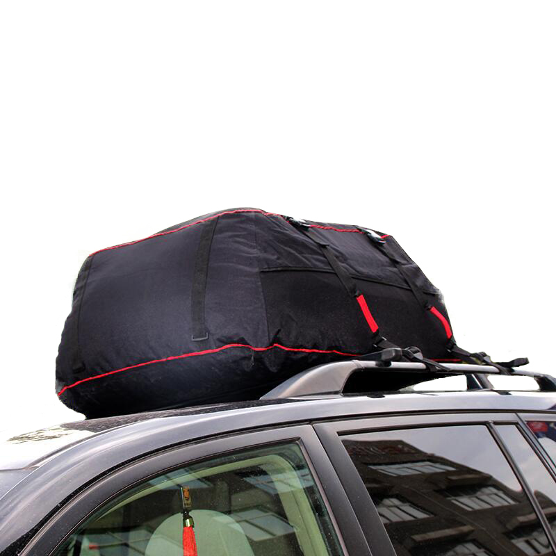 22 pouces sac de toit de voiture toit Top sac Rack porte-bagages stockage de bagages voyage étanche Touring SUV Van pour les voitures