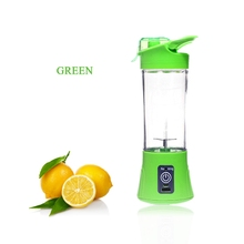 цена на fashion Rechargeable juicer multi-function electric juice cup home portable juice cup mini fruit juicer