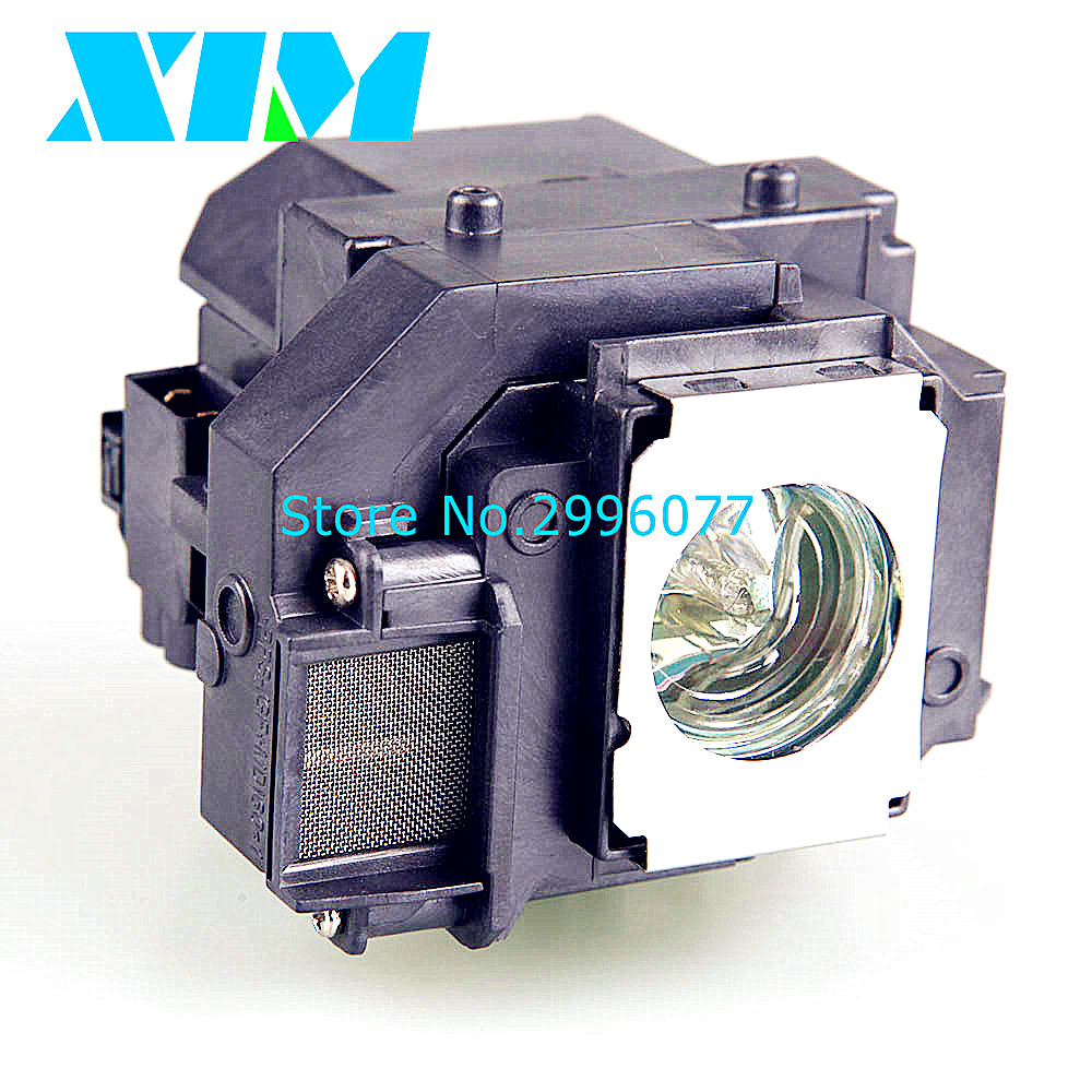 High Quality Projector Lamp V13H010L58 For EPSON PowerLite X9 PowerLite S9 S10+ PowerLite 1260 H391A H376B H375A H375B H374B