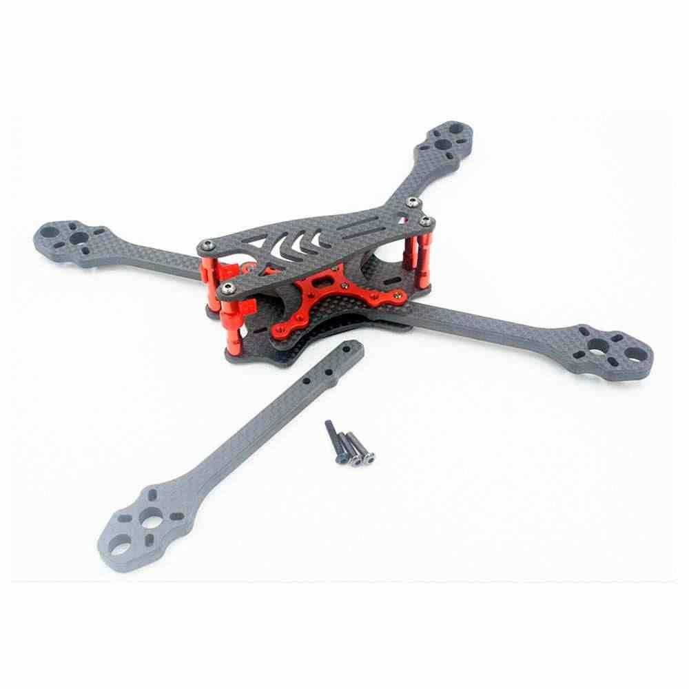Nouveauté RC Drone cadre partie 5 pouces 6 pouces 7 pouces 6mm Thichkness remplacer le bras pour FPV Freestyle stretch X quadrirotor cadre kit