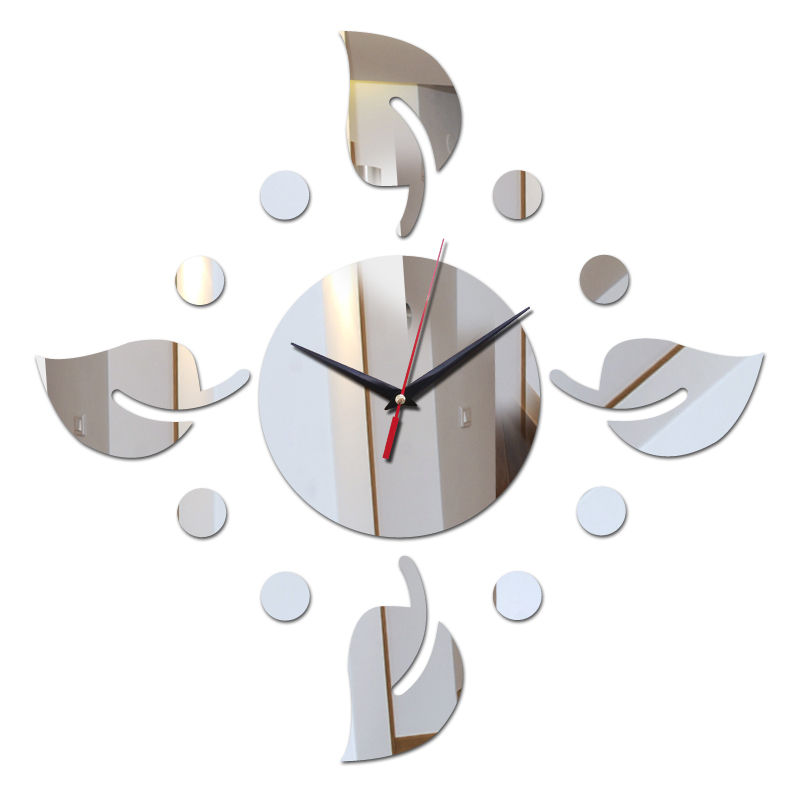 Top Sale Time-limited Real Quartz Wall Clocks Coffee Diy Clock Fashion Acrylic Combination Of Watch