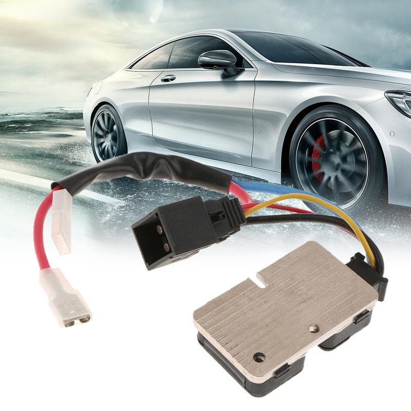 Blower Regulator Motor Resistor For Mercedes Benz W140 S500 E300 E320 9140010099