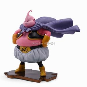 Image 3 - Экшн фигурка из аниме «Драконий жемчуг Z», супер сайян, Фит маджин Буу Бу, ПВХ, Коллекционная модель, игрушки, подарок на Рождество для малышей, 6 дюймов