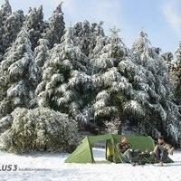 Naturehike практичный Сверхлегкий туннель палатка для трех для мужчин 3 человек Кемпинг пеший Туризм Путешествия сезон
