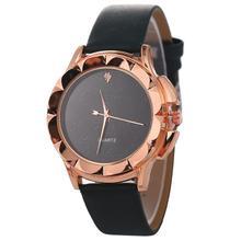 2018 Luxury Women Watch Gold Quartz Watch Ladies Fashion Cas