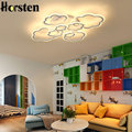 Люстра освещение Led люстра Lampadari современные потолочные лампы для гостиной столовой спальни отеля Ac110-240v светильники
