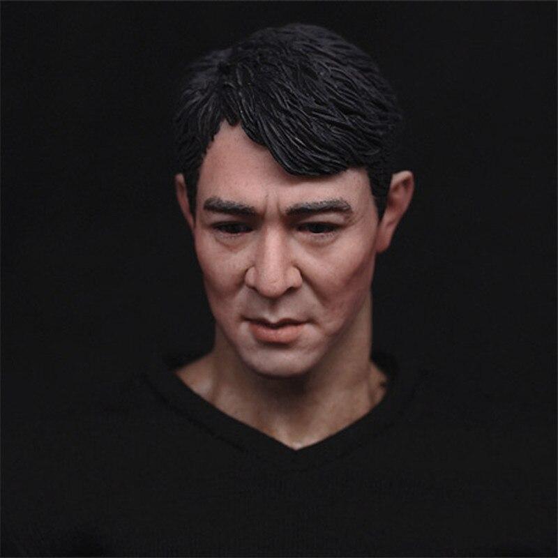 Mnotht Toy 1 6 Jet Li Head Sculpt