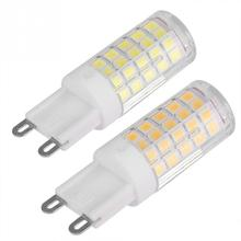 G9 3W Warm/Cold White Corn Bulb 2835-64 Dimmable Lamp LED Light Bulbs AC 220V lampada led lampen Hot Sale