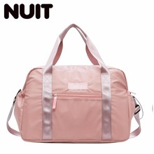 Women Casual Tote Bags Travelling Fashion Light Body-building Bag A Short Trip Woman Portable