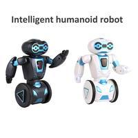 Intelligent Humanoid Robot Remote Control Robot Intelligent Self balancing Toy 5 Operation Mode Machine Dog Pet Electronic Toy