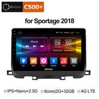 For Kia Sportage 2018 2019 Stereo Intelligent Smart Multimedia Player System Car Android auto Radio GPS Navigator Entertainment