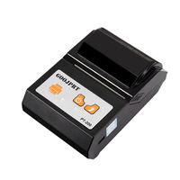 Goojprt Pt200 Portable Wireless Printer 58Mm Bluetooth Thermal Printer For Android Ios Mini Bluetooth Thermal Printer Eu Plug
