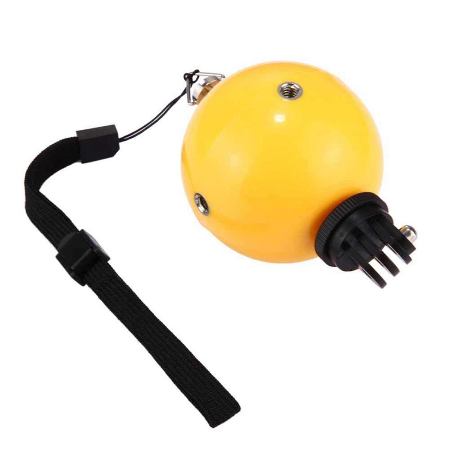 Floating Ball Photography Device, Bobber Diving Floaty Ball With Wrist Strap Float Buoyancy Floaty With Anti Lost Rope Adapter