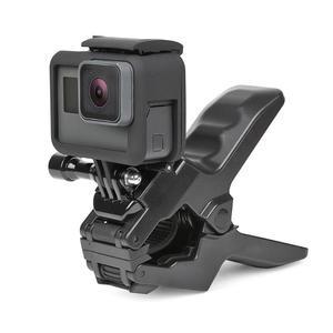 Image 4 - Abrazadera Flexible de ajuste de cuello de cisne para GoPro Hero 7 6 5 SJCAM SJ Xiaomi Yi 4K, accesorios para cámara