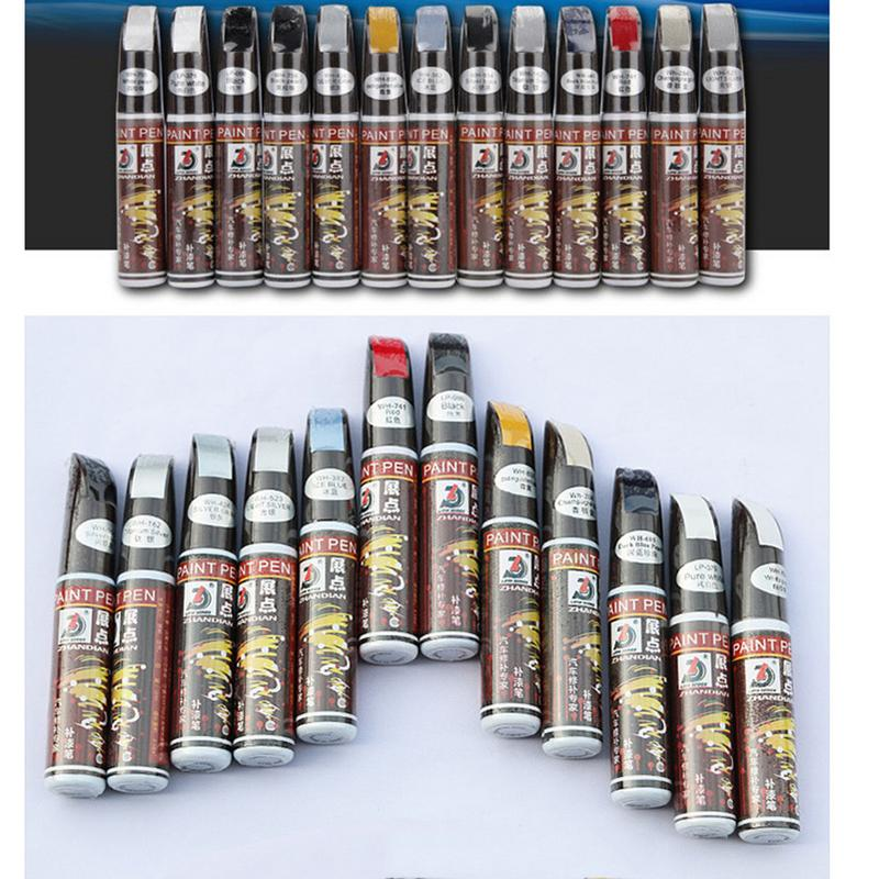 Image 4 - 12ml Car Scratch Repair Fix It Pro Auto Care Scratch Remover Maintenance Paint Care Auto Paint Pen Professional Car styling-in Painting Pens from Automobiles & Motorcycles