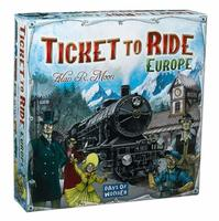 Days of Wonder Ticket to Ride America Board game