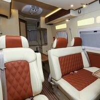 led warm Fashion For Camper Van Caravan Motorhome light Lamp Interior LED  Warm Light Spot Cabinet light 110V (5)