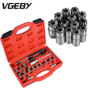 Cleaner Car-Garage-Tool-Kit Diesel-Injector Special-Tools Carbon-Remover Seat-Cutter-Set