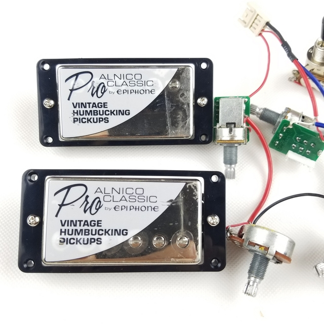 Amazing New Chrome Lp Standard Pro Alnico Classic Electric Guitar Humbucker Wiring Cloud Pendufoxcilixyz
