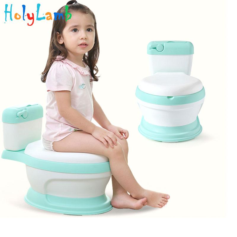 6M To 8Y High Quality Children's Potty Portable Baby Potty Training Girls Boy Kids Potty For Kids Newborns Toilet Seat Nursery