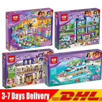 Lepin Friend Girls 01008 01039 01044 01045 Legoinglys 41130 41318 41015 41101 Blocks Building Educational Toys for Children Gift