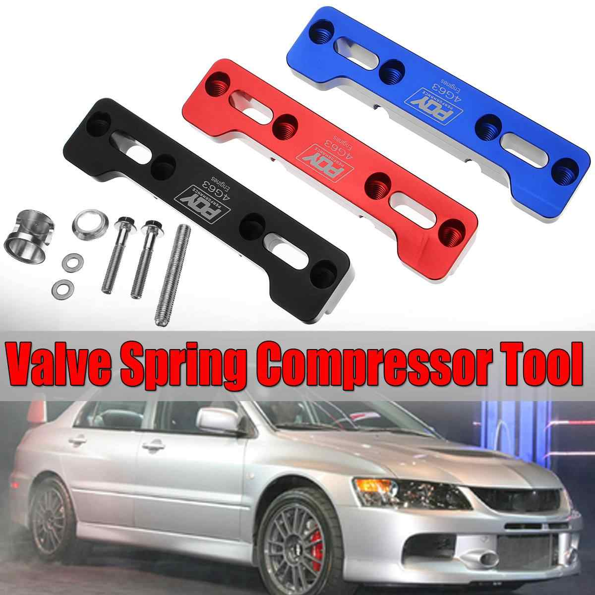 Aluminum Engine Valve Spring Compressor Tool New For Mitsubishi Eclipse EVO 8 Evo 9 DOHC 4G63 For Plymouth Eagle Talon