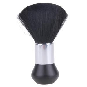 Image 2 - מקצועי רך שחור צוואר הפנים הדאסטר מברשות בארבר שיער נקי מברשת שיער סלון חיתוך ברבר סטיילינג איפור כלי