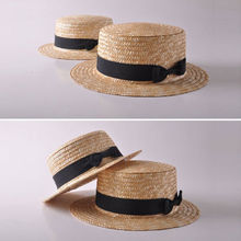 Clásico mujeres niños al aire libre de verano Playa Sol sombrero de verano  estilo Bohemia tapa de la madre del bebé gorros sombr. 41c39f3e3ac0