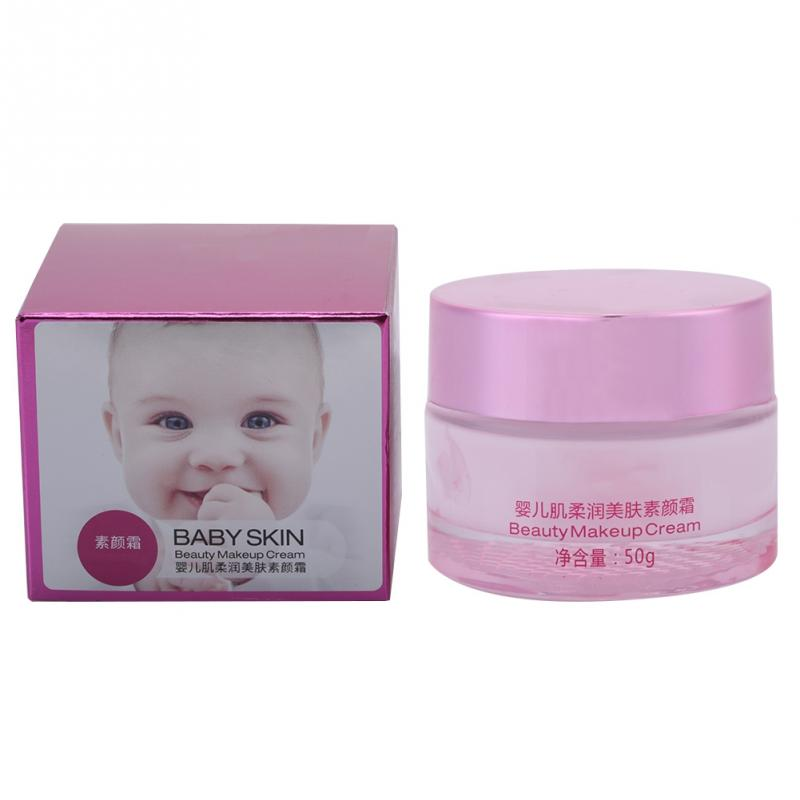 Hydration Skin Care: 50g Baby Moisturizers Facial Cream Nourish Hydrating